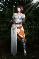 Strong and Proud - TERA COSPLAY by Hatchikokoono
