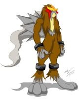 Entei My Style by GunZcon