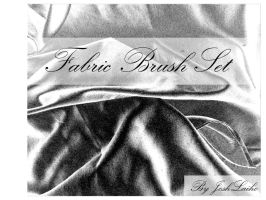 Fabric -tela- Brushes Set 2 by joshlaiho