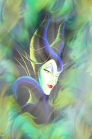 Maleficent by karmazabitch18