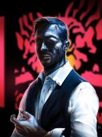 Wanna Fight? - Only God Forgives by Ben-Wilsonham