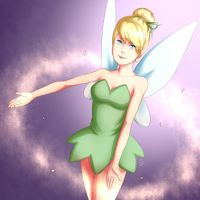 Tinkerbell by j0s0f0