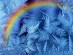 Frosty rainbow. by Mladavid