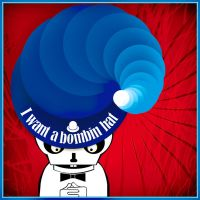 i want a bombin hat by punkyto