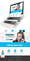 TBM Voip Web Design by vasiligfx