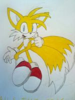 Tails The Fox by evil-angel13