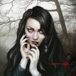 A Malicious Thought by vampirekingdom