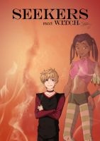 Seekers meet WITCH - Fire [CONT] by YummingDoe4