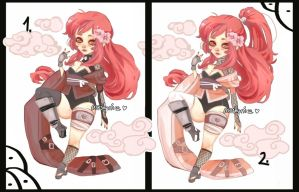 Outfit Design: Kisa by mostlyniceAdopts