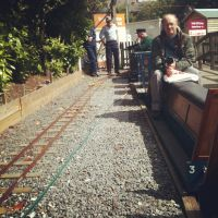 Miniature Railway Ride 2 (RAILFEST 2012) by AferVentus
