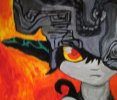 Midna Closeup by bug-xx