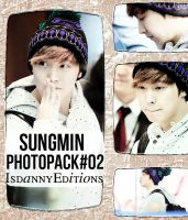 Sungmin (Super Junior) - PHOTOPACK#02 by JeffvinyTwilight