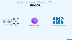 Created logos for March 2013 by JakubVondrak