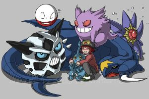 My Pokemon Team Inc. by PepperBug