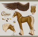Reference ~ Caimare by Ankaa-C