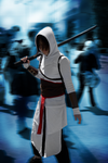 Female Altair At Anime North by Razgriz-Six