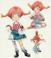 Pippi. by AnonimAlexis