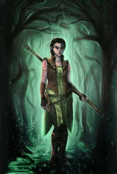 Druid by The-demons-heart