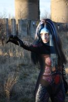 Illyria is all they need to know. by astr0babe