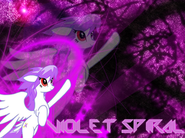 Violet Spiral goes Beyond by TagTeamCast
