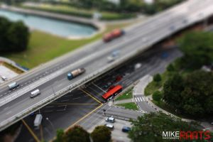 2nd Tilt Shift Test by MikeRaats
