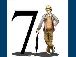 SEVENTH DOCTOR by ChikKV