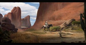 Abandoned 'Far West' by LMorse