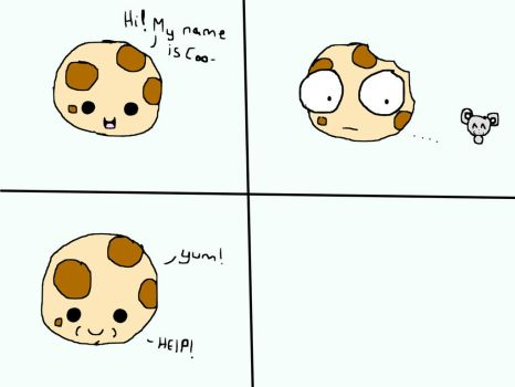 What da cookie!!!!! by AnimalCupcake98297