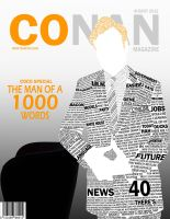 Conan - The Man Of A 1000 Words by AngelXStrider