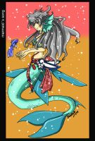 Mermaid by shinfua