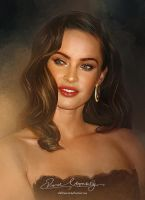Pretty Face P2- Megan Fox by Amro0