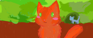 Squirrelflight by creepergirl303