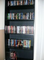 DVD collection by communionnimrod