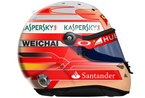 Vettel Helmet 2015 by engineerJR