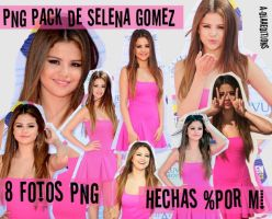 Selena Gomez TCA 2012 Png Pack by A-DiaaEditions
