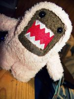 I Have A Thing For Cute Domo. by xKristinKonfusionx