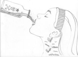 Drink Me by abuse27me