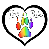 Furry Pride (request) by TheEpicWingedWolf