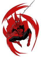 SUPERIOR SPIDERMAN 1 by TommyC25091986
