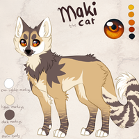 Maki Reference 2013 by Makirou
