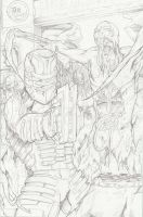 Dead Space - Pencil by TheEndofOurLives