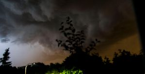 Nightime Strong Storm 1 by HaleyGottardo