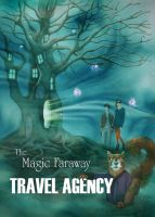 Magic Faraway Travel Agency by NotTheRedBaron