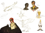 Birdppl by Helix-Wing