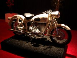 1939 BMW R 66 by Partywave