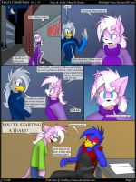 Falco's Untold Story Ch.1-17 by TomBoy-Comics