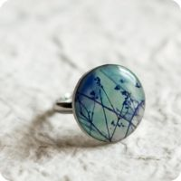 Spring branches ring by BeautySpotCrafts