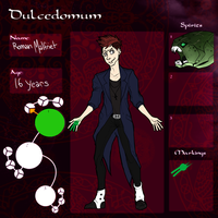 Dulcedomum- Roman T. Malfriet by Simple-shadow
