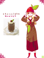 sweet girls: chocolate mousse by Koolaid-Girl