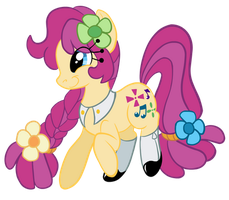 Pony adoptable by G-Blue16